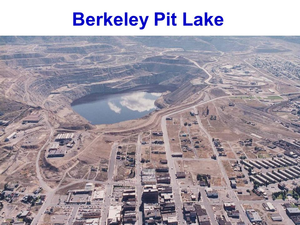 Berkeley Pit Lake