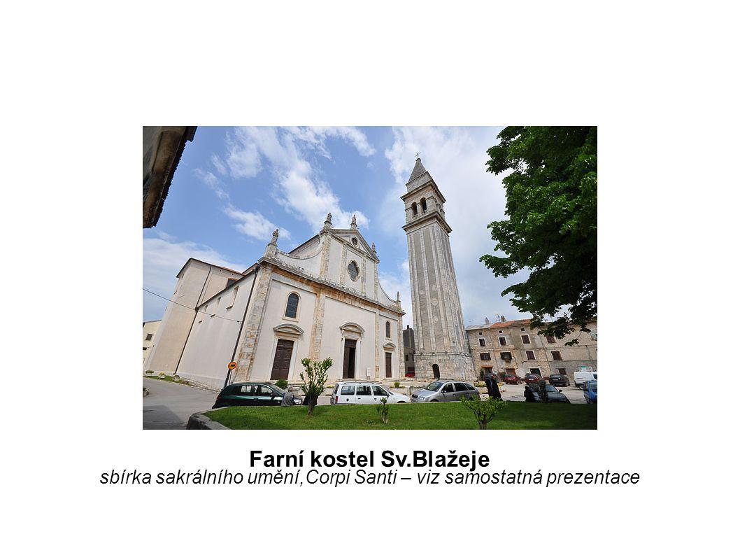 Farní kostel Sv.Blažeje