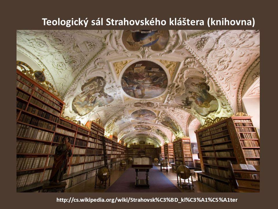 Teologický sál Strahovského kláštera (knihovna)