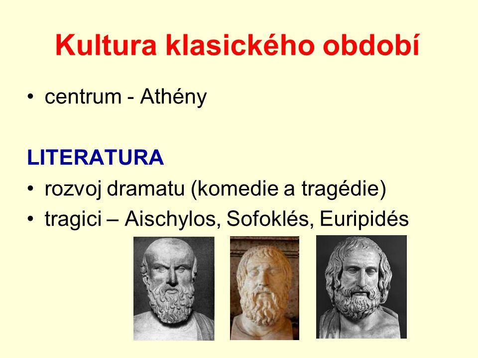 Kultura klasického období