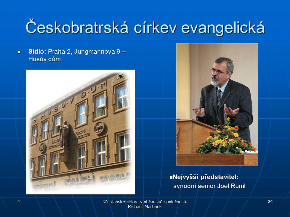 Českobratrská církev evangelická