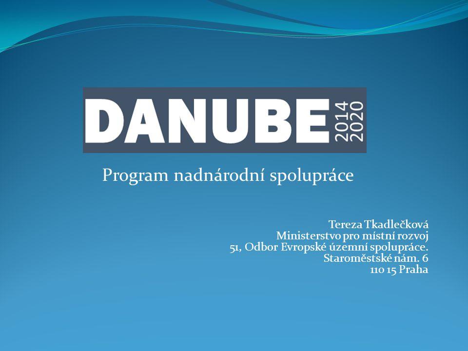 Program nadnárodní spolupráce