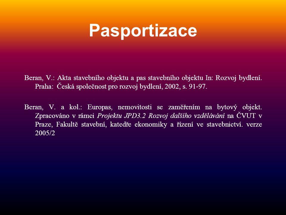Pasportizace