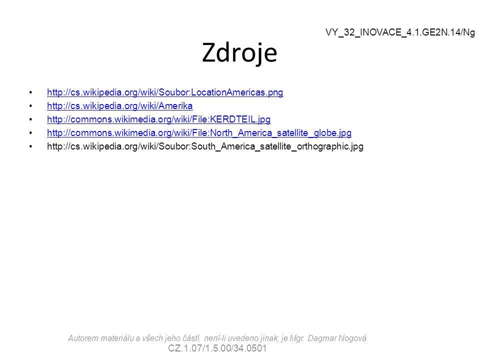 Zdroje VY_32_INOVACE_4.1.GE2N.14/Ng