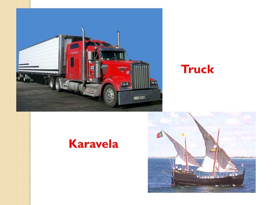 Truck Karavela