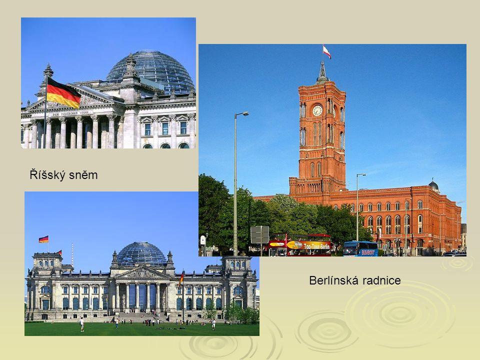 Říšský sněm Berlínská radnice