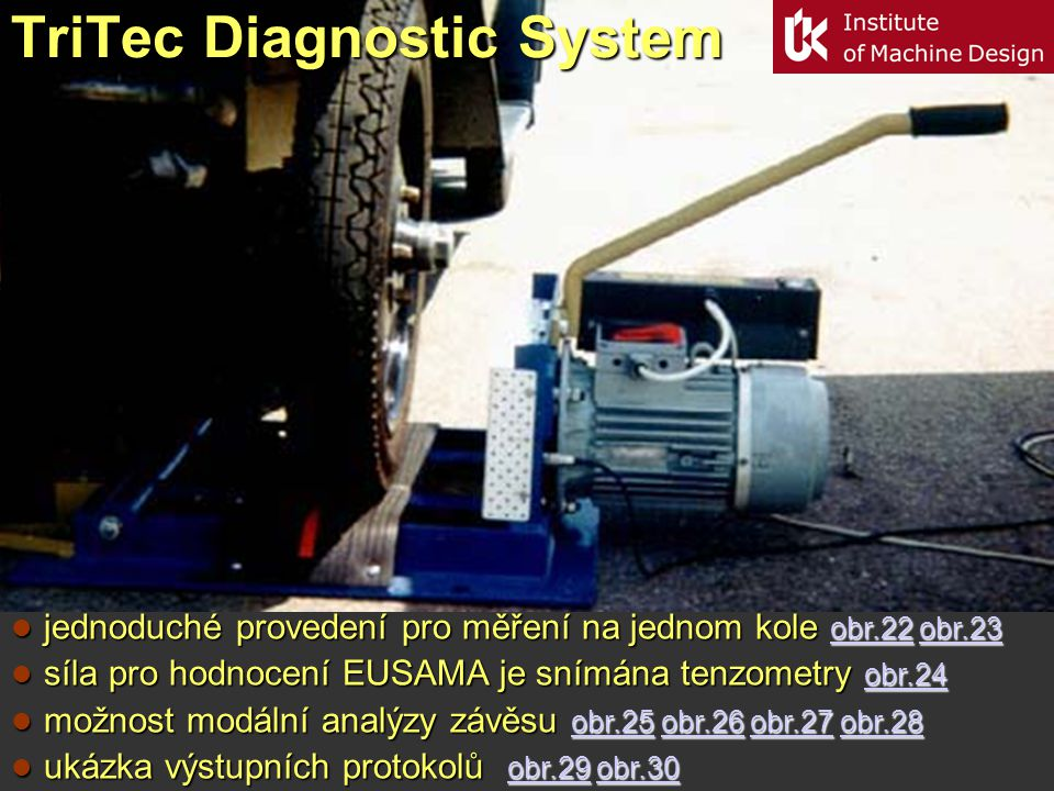 TriTec Diagnostic System