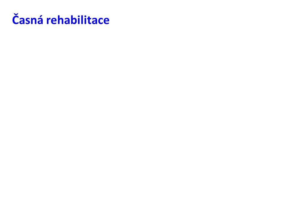 Časná rehabilitace