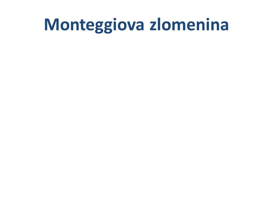 Monteggiova zlomenina