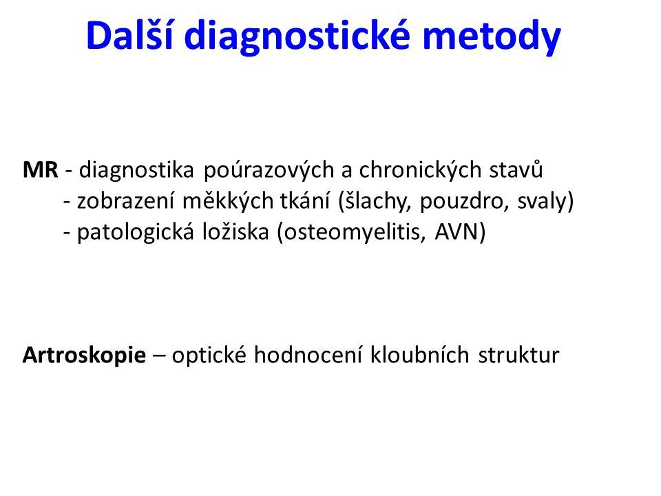 Další diagnostické metody