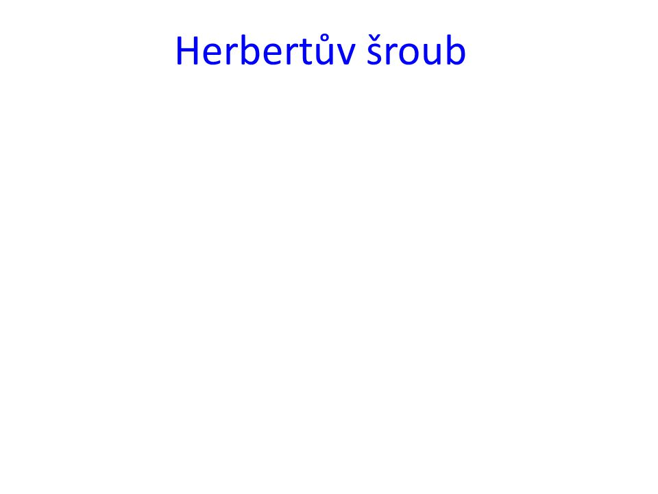 Herbertův šroub