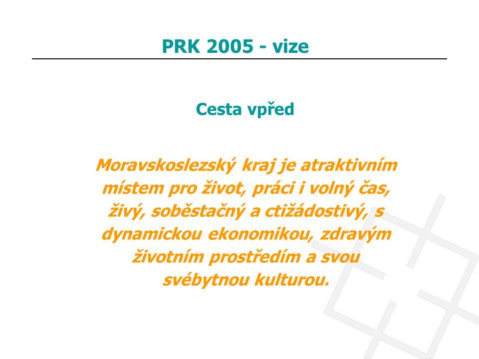 PRK 2005 - vize Cesta vpřed.
