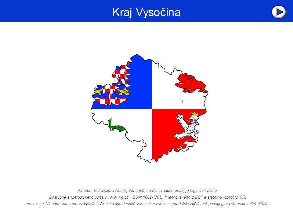 Kraj Vysočina 1.