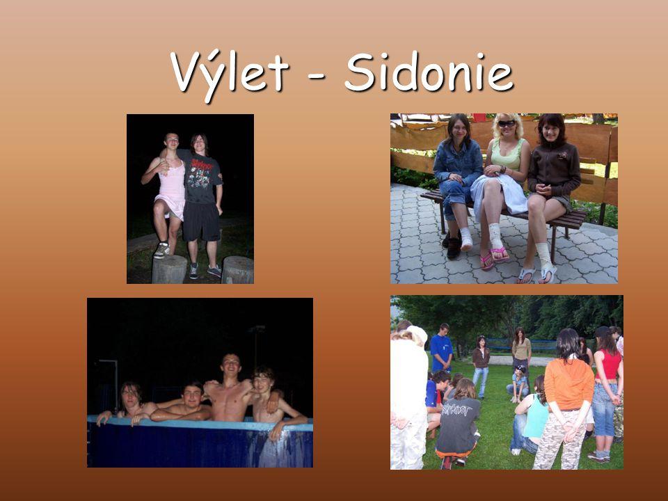 Výlet - Sidonie