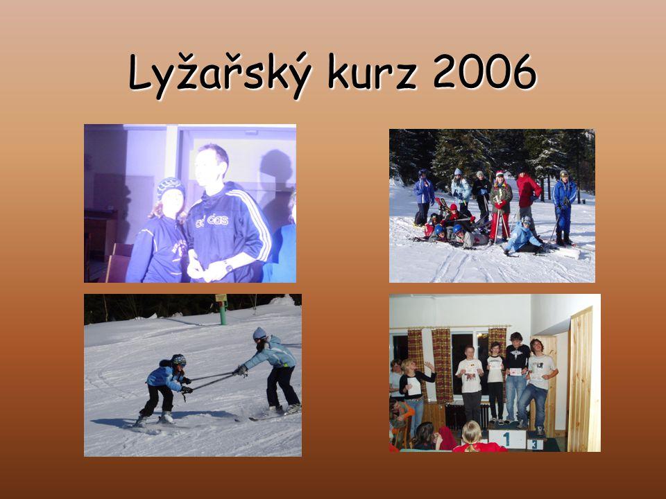 Lyžařský kurz 2006