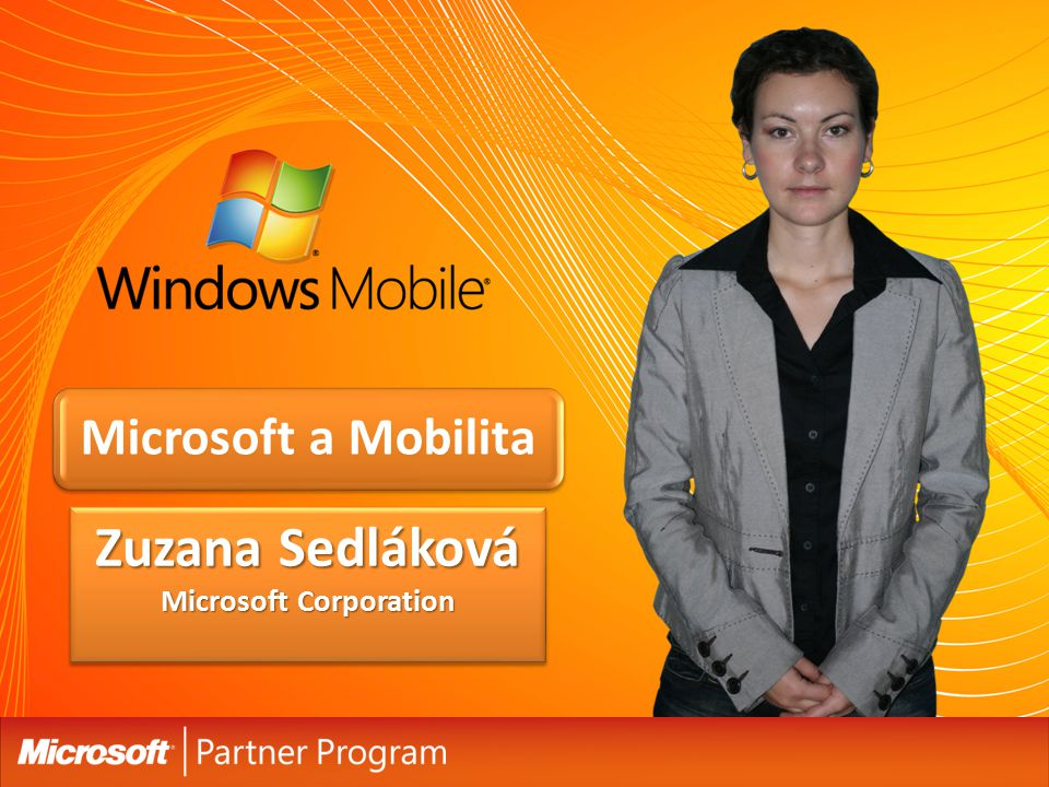 Zuzana Sedláková Microsoft Corporation