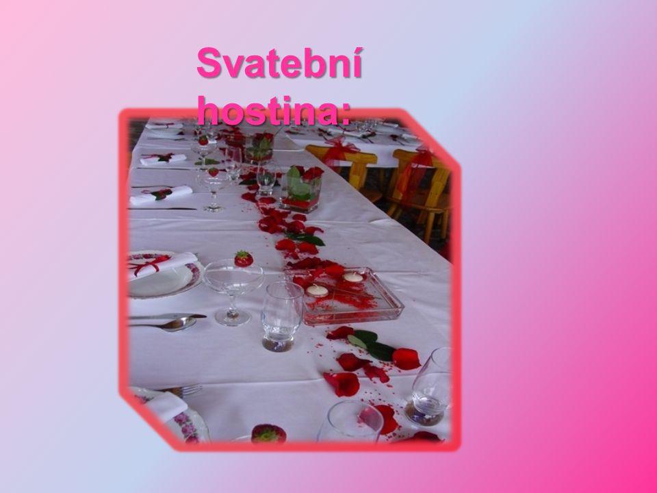 Svatební hostina: