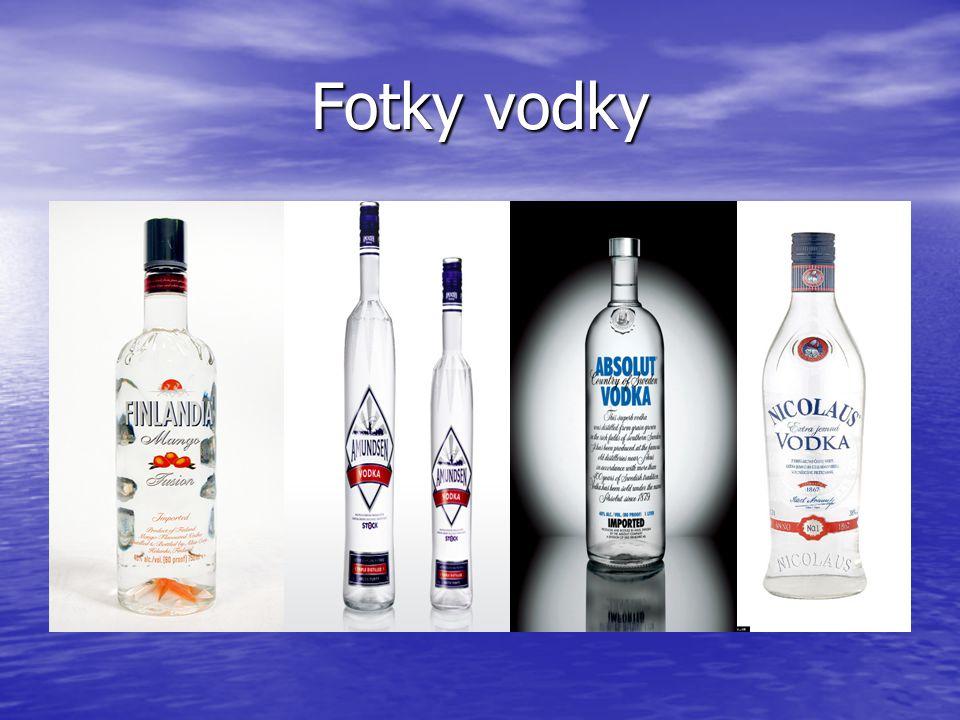 Fotky vodky