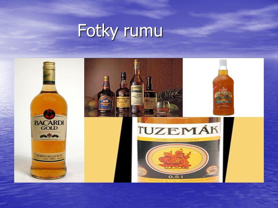 Fotky rumu