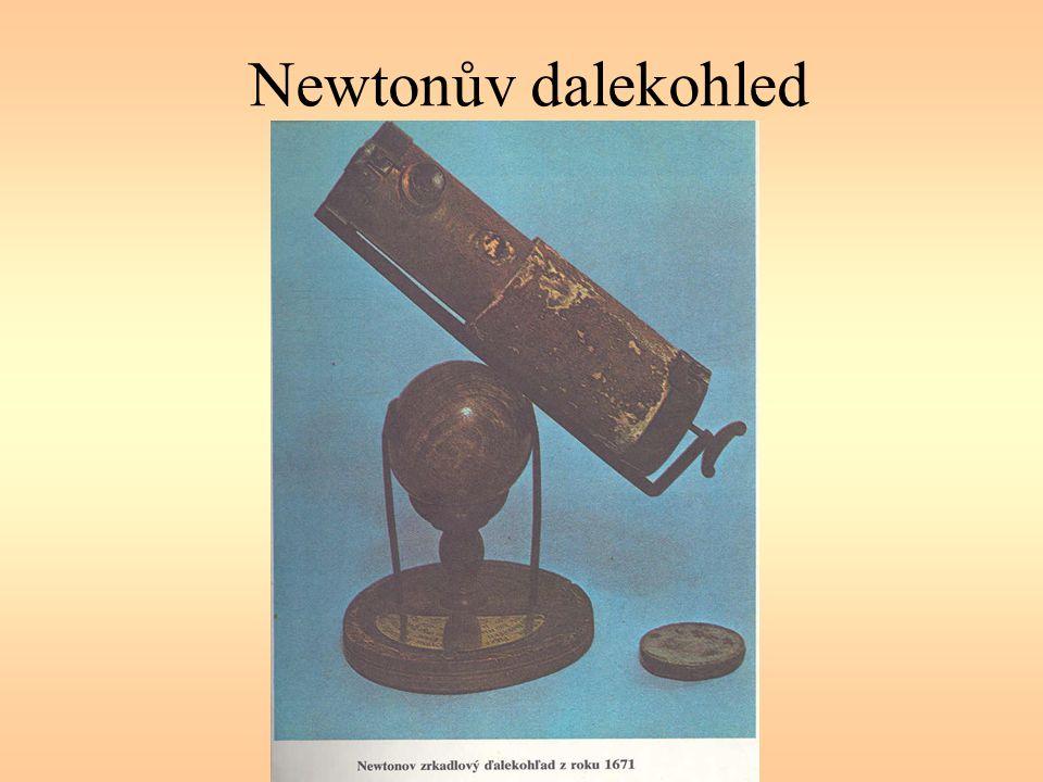 Newtonův dalekohled