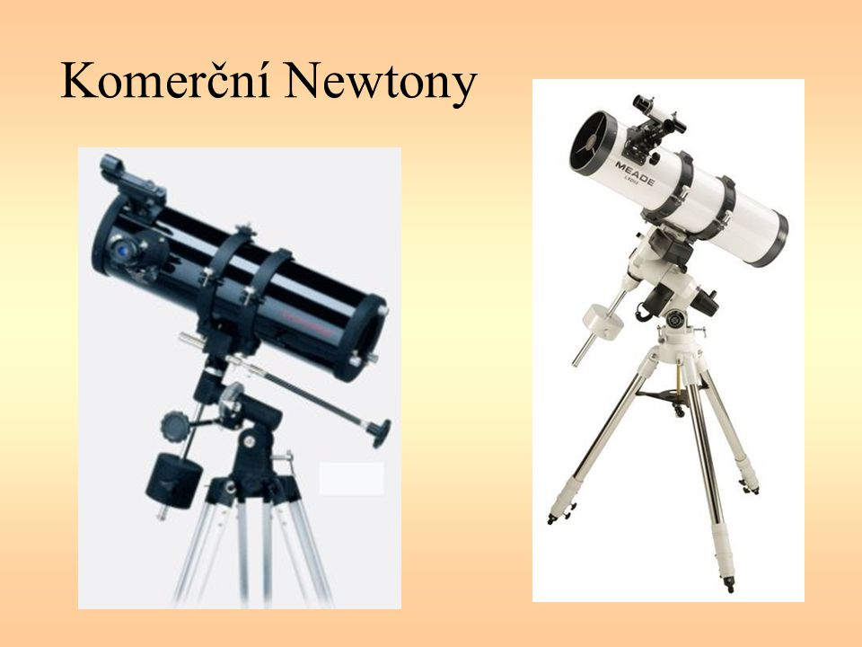 Komerční Newtony