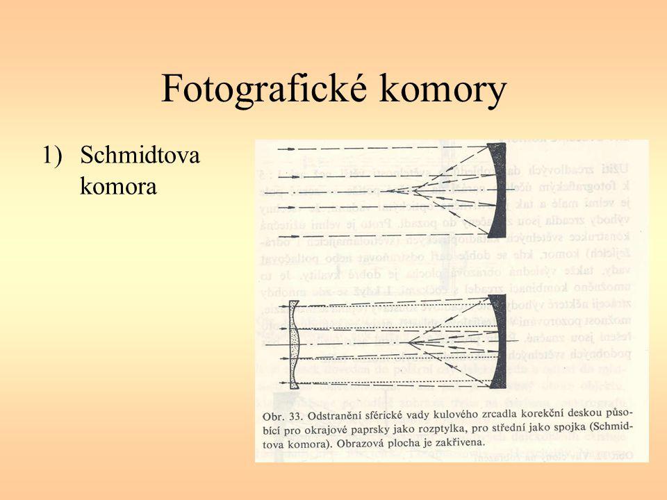 Fotografické komory Schmidtova komora
