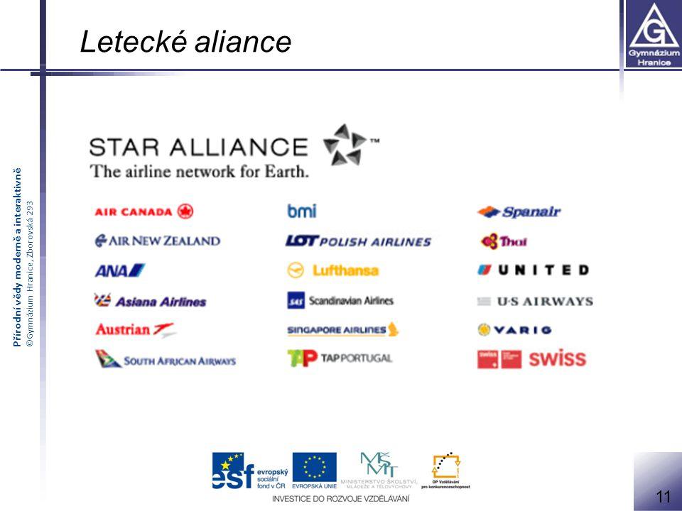 Letecké aliance 11