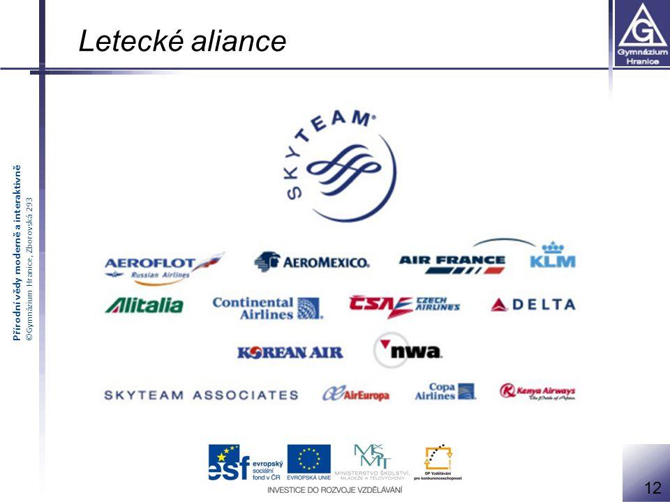 Letecké aliance 12