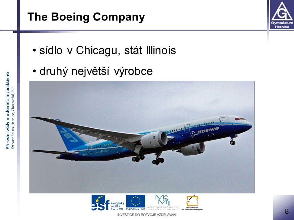 sídlo v Chicagu, stát Illinois druhý největší výrobce