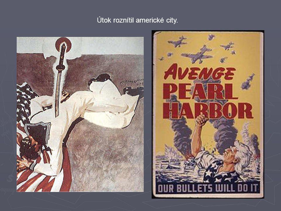 Útok roznítil americké city.