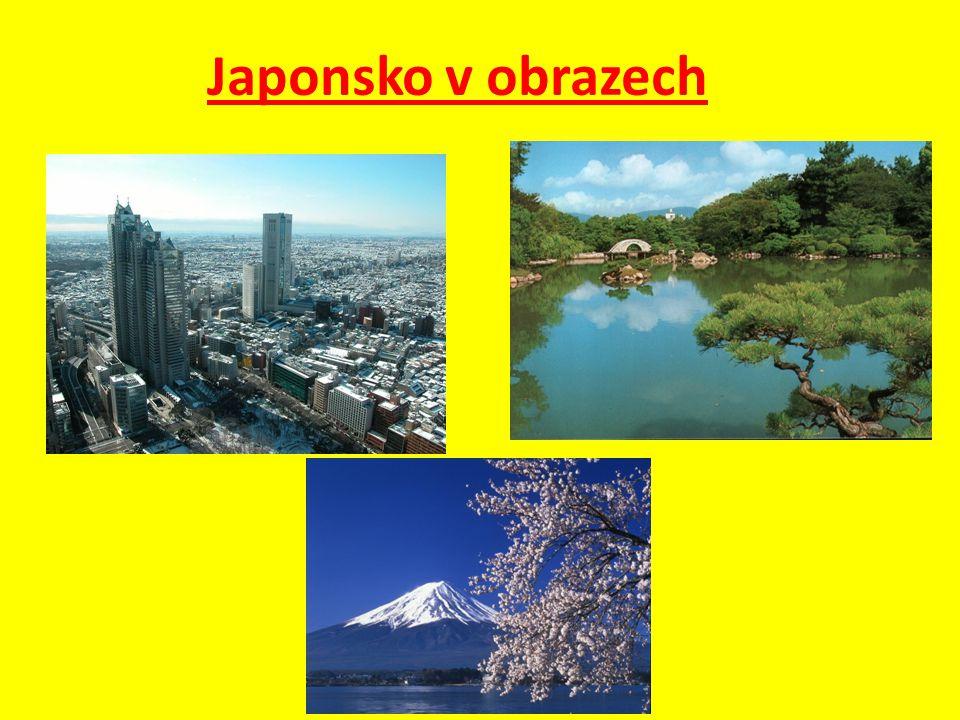 Japonsko v obrazech
