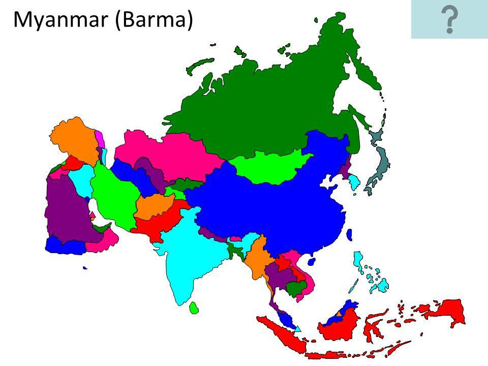 Myanmar (Barma)