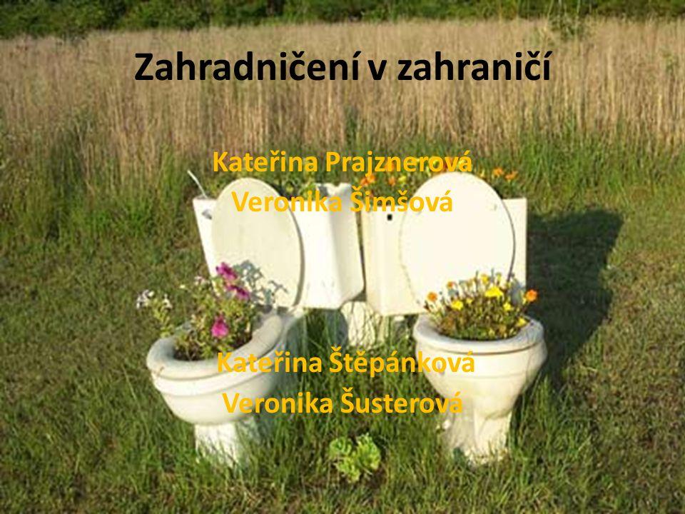 Zahradničení v zahraničí