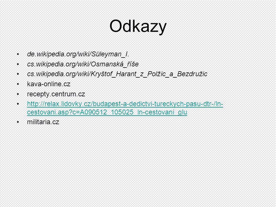 Odkazy de.wikipedia.org/wiki/Süleyman_I.