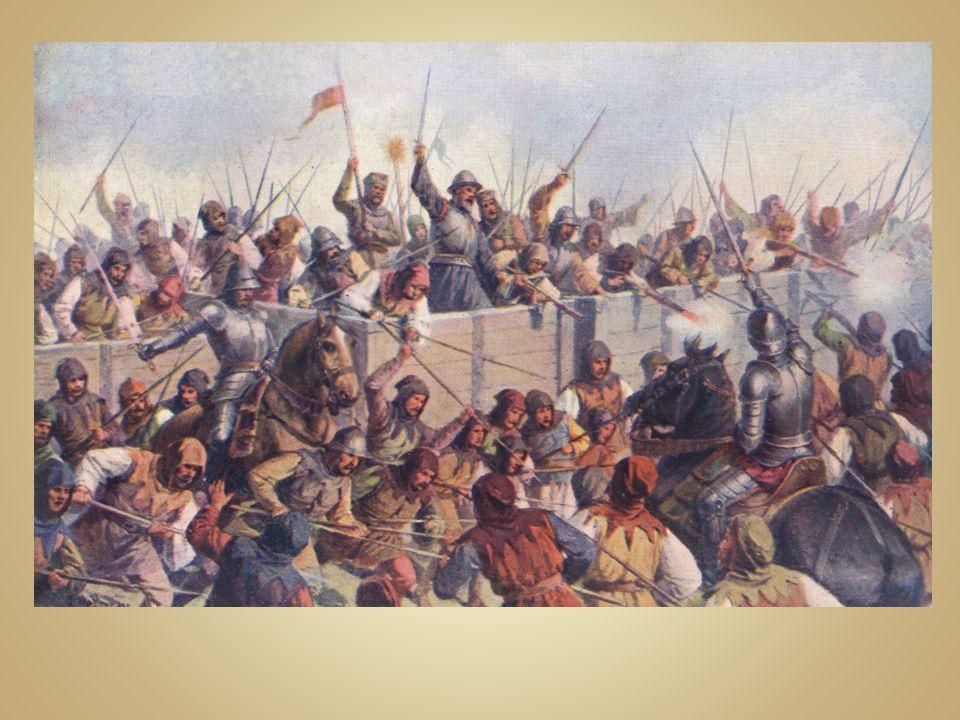 Bitva u Lipan V roce 1433 se konal říšský koncil v Basileji, kde se husité snažily obhájit čtyři pražské články.