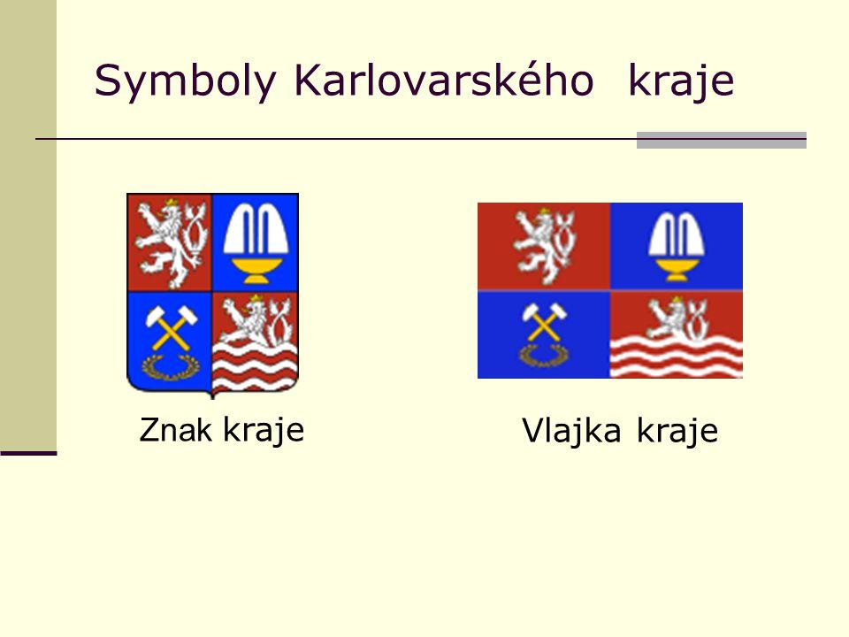 Symboly Karlovarského kraje
