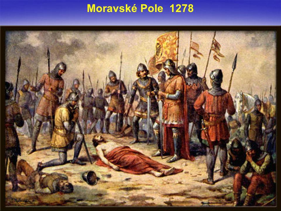 Moravské Pole 1278