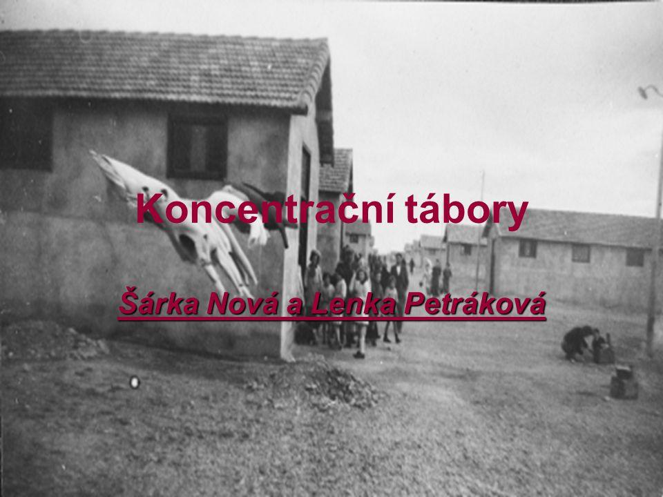 Šárka Nová a Lenka Petráková