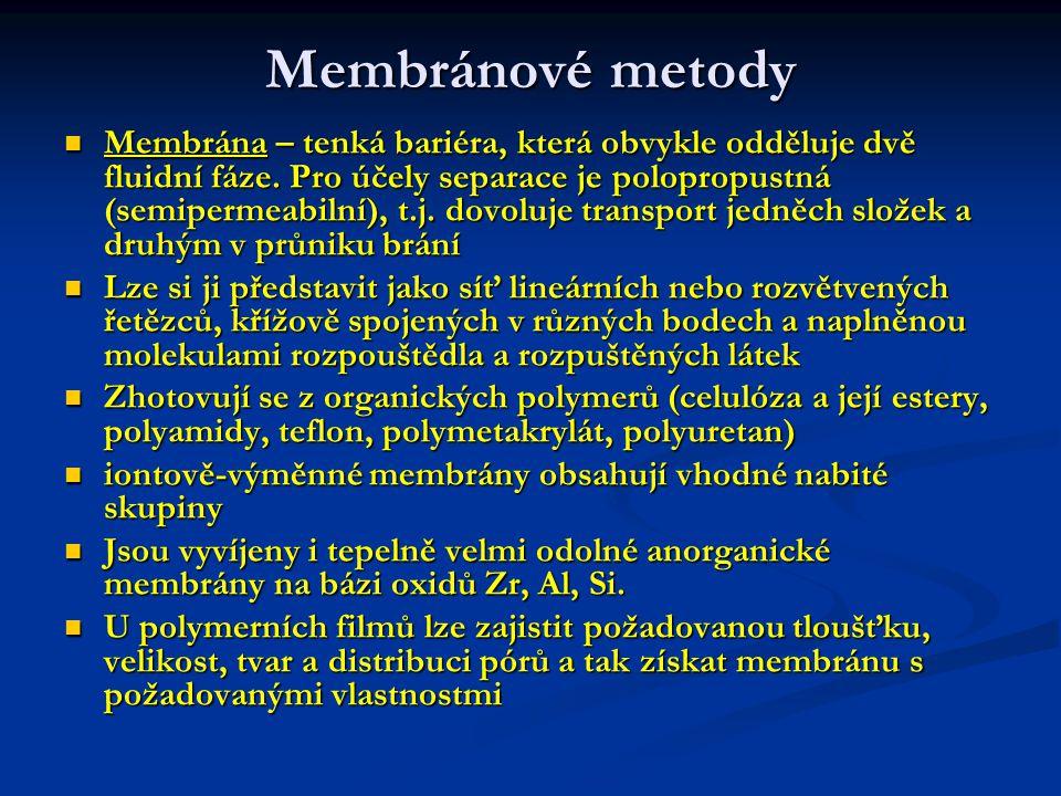 Membránové metody