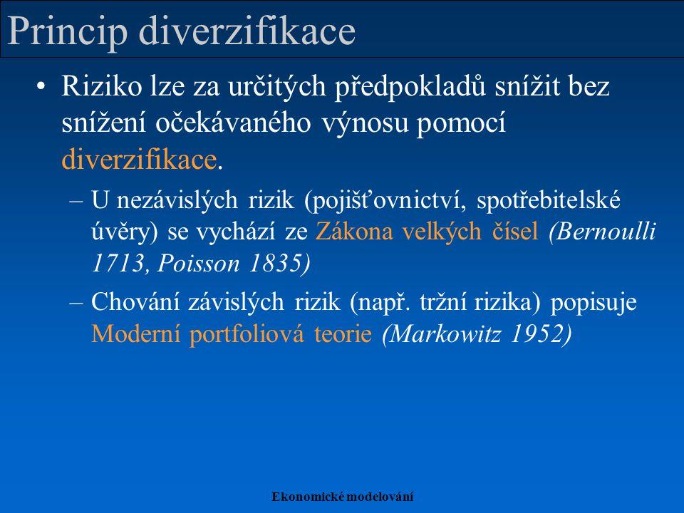Princip diverzifikace
