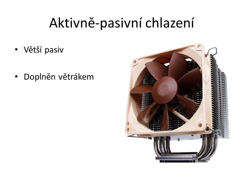 Aktivně-pasivní chlazení