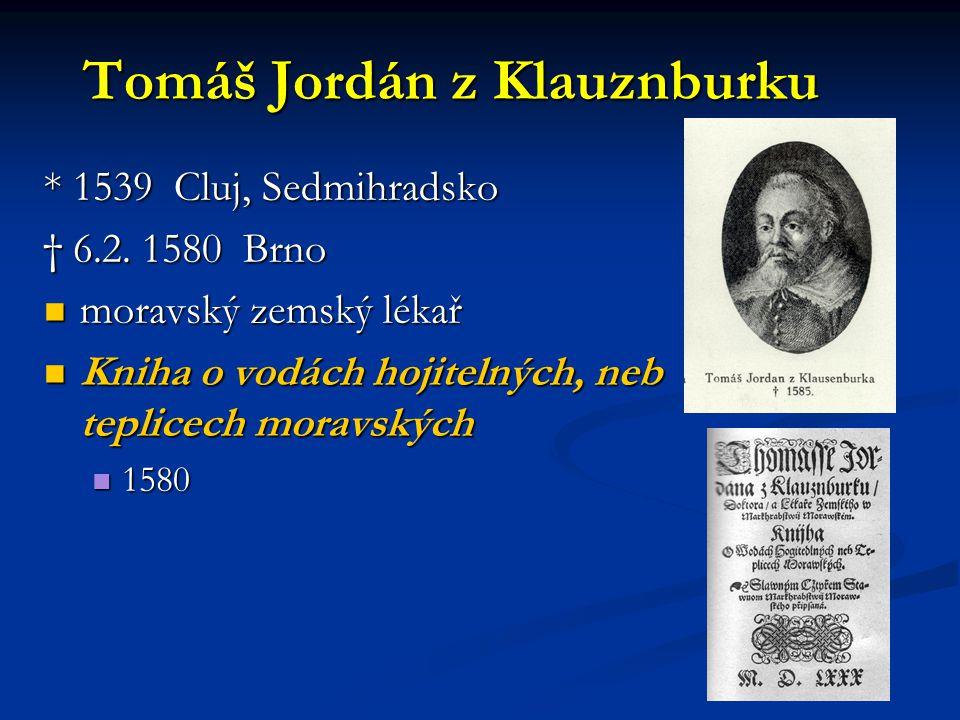 Tomáš Jordán z Klauznburku