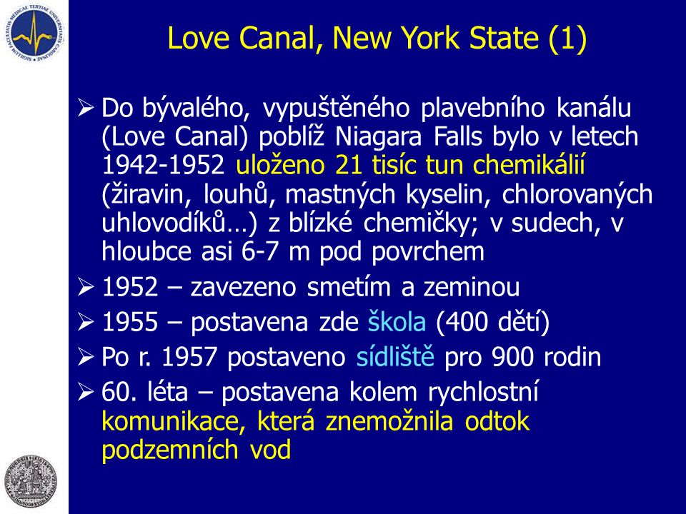 Love Canal, New York State (1)