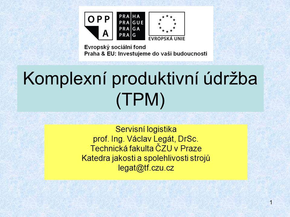 Komplexní produktivní údržba (TPM)