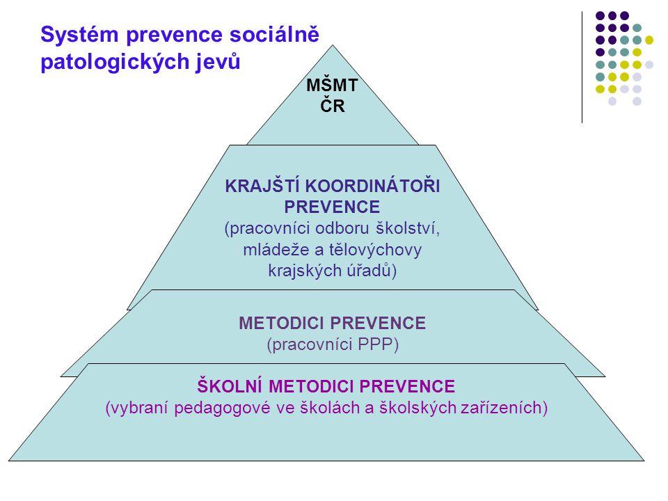 Systém prevence sociálně patologických jevů