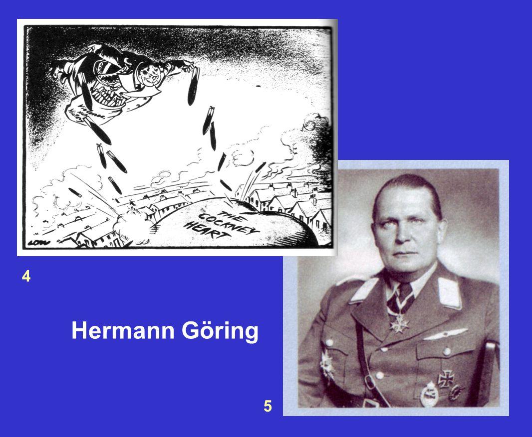4 Hermann Göring 5