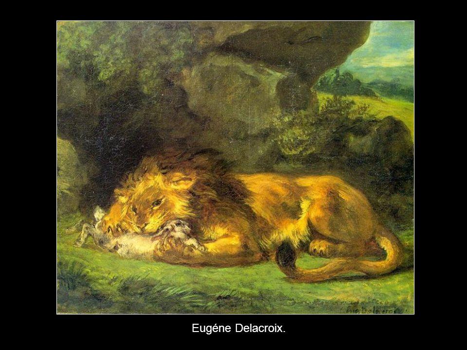 Eugéne Delacroix.