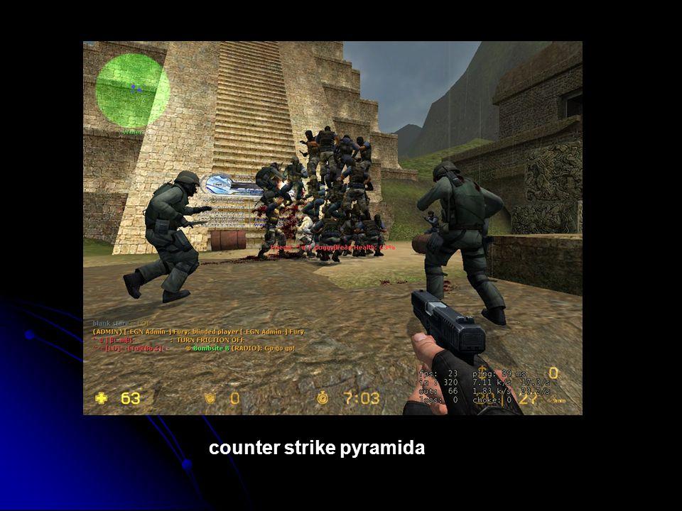 counter strike pyramida