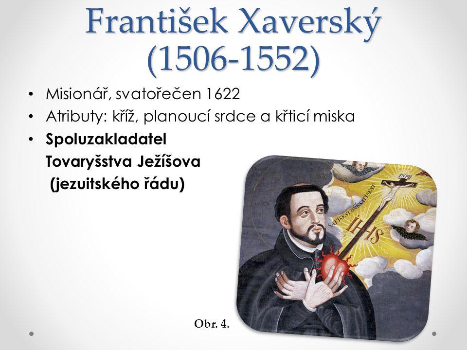 František Xaverský (1506-1552)