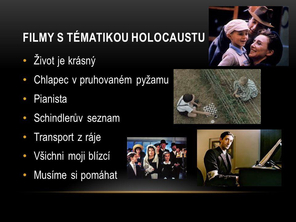 Filmy s tématikou holocaustu